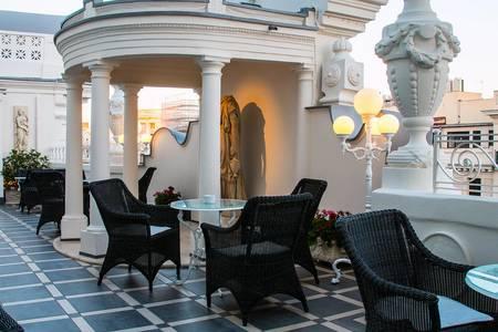 Hotel Atlantico, Sala de alquiler Madrid Gran Vía  #0