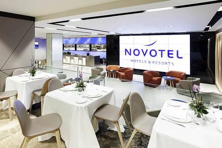 Hotel Novotel Madrid, Sala de alquiler Madrid Goya #0