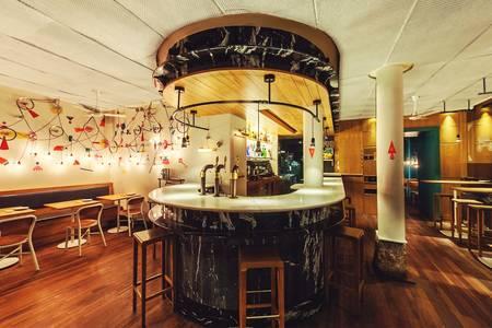 La Musa, Restaurante Madrid Chamberí #0