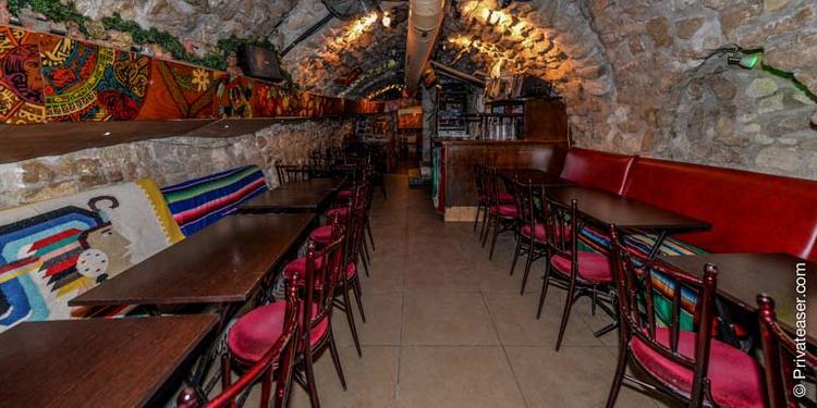 Azteca, Bar Paris Les Halles #0