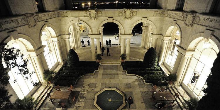 Casa de Velazquez, Sala de alquiler Madrid Ciudad Universitaria  #0