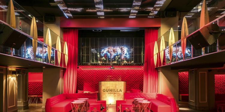 Gunilla Club, Sala de alquiler Madrid Colón #0