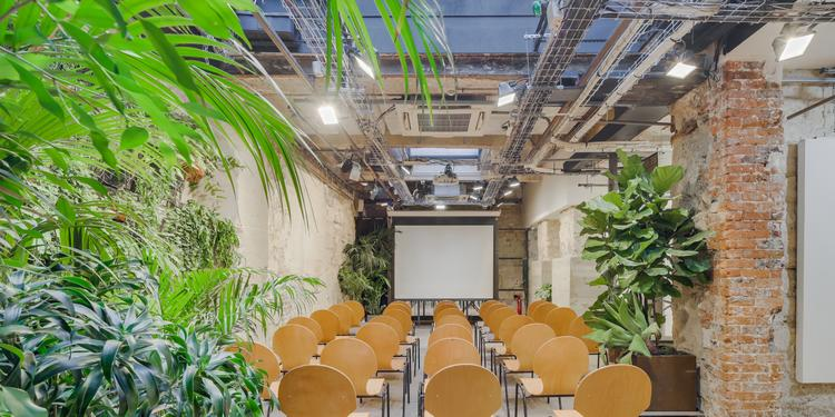 Espace Cinko, Salle de location Paris Gaillon #0