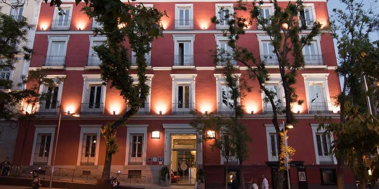 Hotel Petit Palace Santa Bárbara, Sala de alquiler Madrid Chueca #0