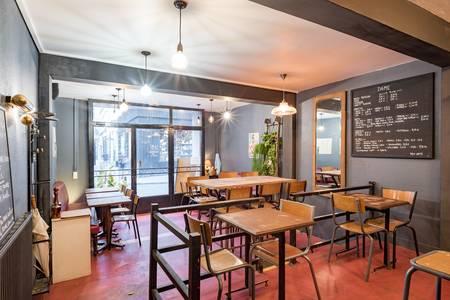 Dame, Bar Paris Place de Clichy  #0
