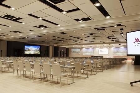 Hotel Auditorium Madrid, Sala de alquiler Madrid Barajas #0