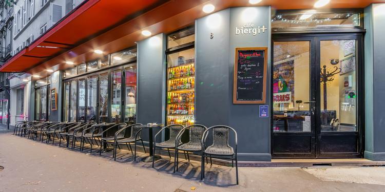 Café Biergit, Bar Paris Batignolles #0