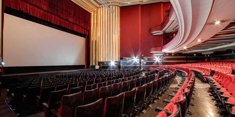 Cine Capitol Madrid, Sala de alquiler Madrid Gran Vía #0