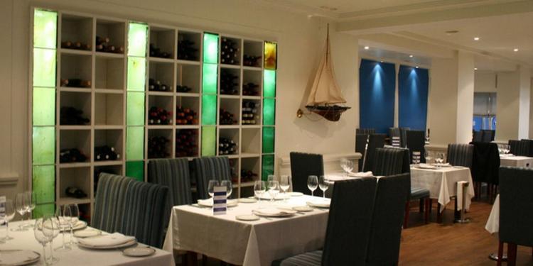 Restaurante St James, Restaurante Madrid Salamanca #0