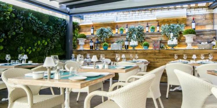 La máquina de Chamberí, Restaurante Madrid Ponzano #0