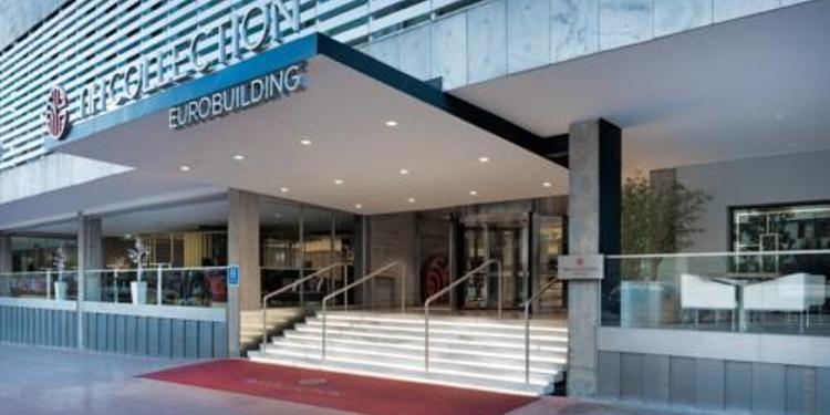 Eurobuilding Madrid, Sala de alquiler Madrid Hispanoamérica #0
