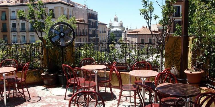 El viajero Madrid, Restaurante Madrid Centro #0