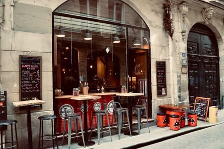 Baril Futil, Bar Paris Montorgueil #0