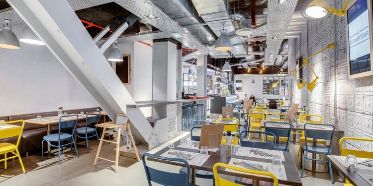 Le Comptoir Vill'up, Bar Paris La Villette #0