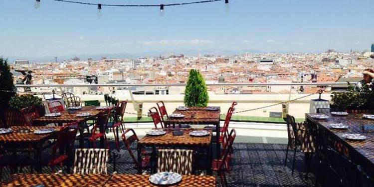 Tartán Roof, Restaurante Madrid Cibeles #0