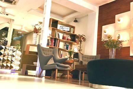 Hotel Abalu, Sala de alquiler Madrid Noviciado #0