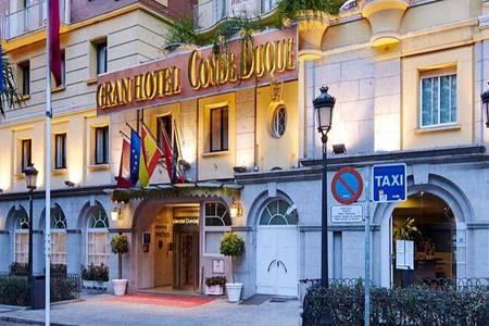 Sercotel Gran Hotel Conde Duque, Sala de alquiler Madrid Trafalgar #0
