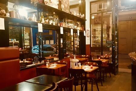Le Beckett, Bar Paris Madeleine #0