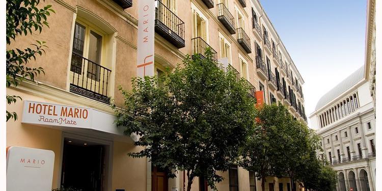 Room Mate Mario, Sala de alquiler Madrid Malasaña #0