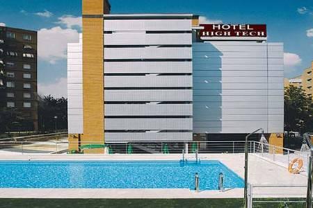 Sercotel Madrid Aeropuerto, Sala de alquiler Madrid Alameda de Osuna #0