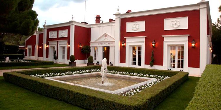 La Muñoza, Sala de alquiler Madrid El Pardo #0