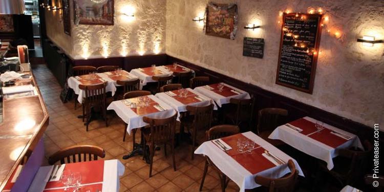 Chez Bibi, Restaurant Paris Notre Dame de Lorette #0