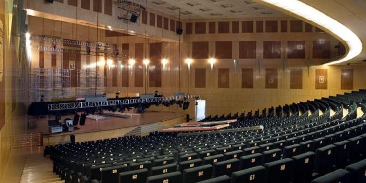 Palacio Municipal de Congresos Madrid, Sala de alquiler Madrid Ifema #0