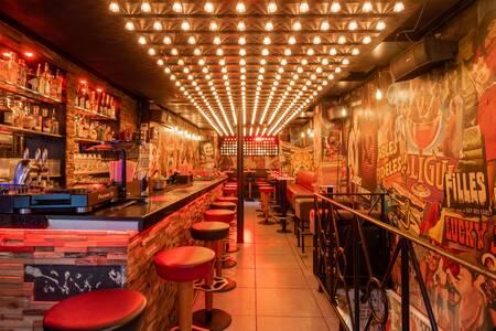 Charlotte Club, Bar Paris Bastille #0