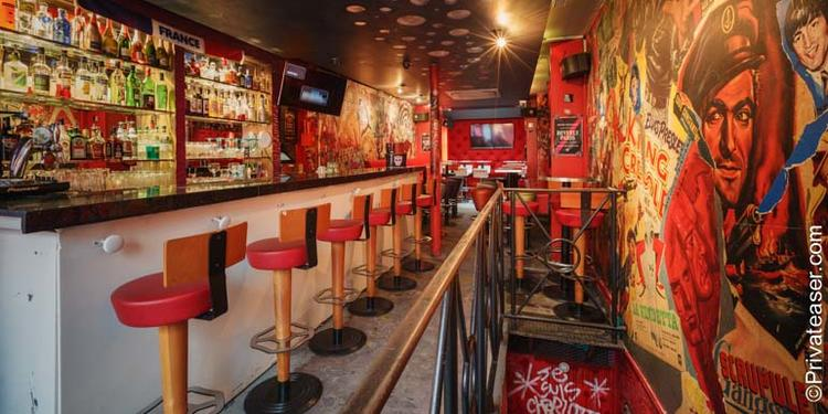 Le Charlotte Bar, Bar Paris Bastille #0