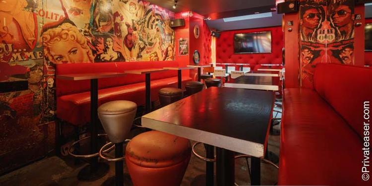 Le Charlotte Bar, Bar Paris Bastille #1