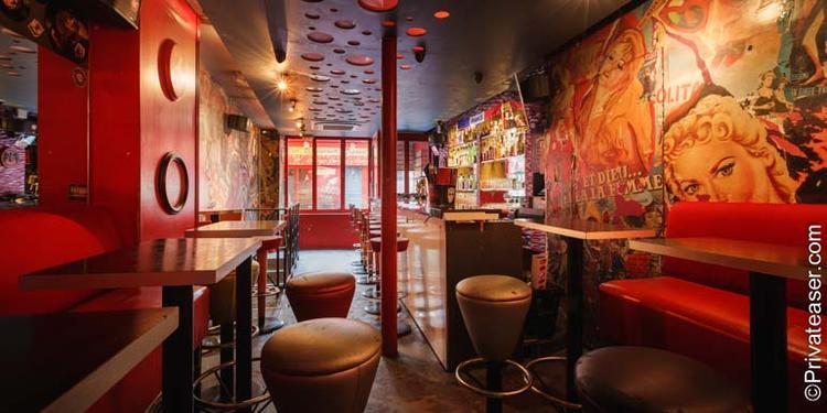 Le Charlotte Bar, Bar Paris Bastille #2