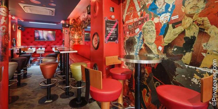 Le Charlotte Bar, Bar Paris Bastille #3