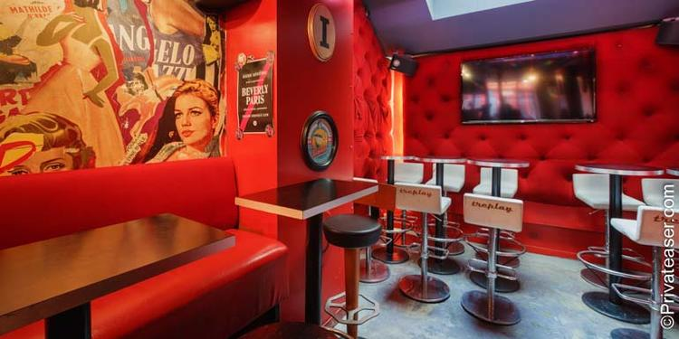 Le Charlotte Bar, Bar Paris Bastille #4
