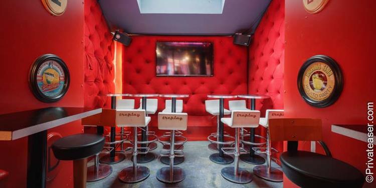 Le Charlotte Bar, Bar Paris Bastille #5