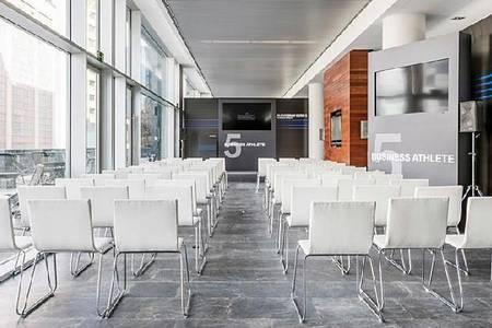 Hotel Ilunion Atrium, Sala de alquiler Madrid Arturo Soria #0