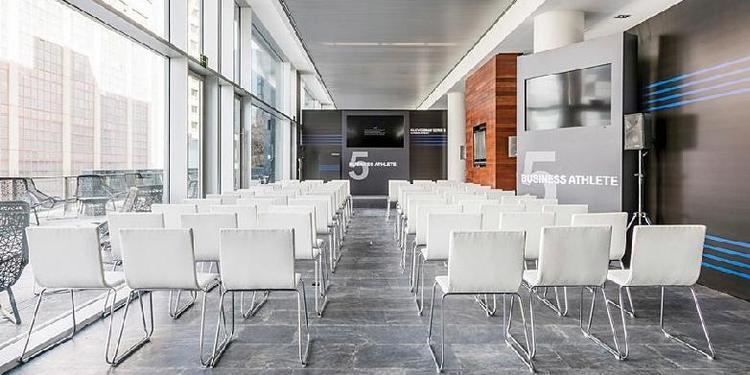 Hotel Ilunium Atrium, Sala de alquiler Madrid Arturo Soria #0
