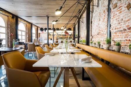 Restaurante Dos Cielos, Restaurante Madrid Malasana #0