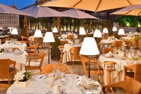 Restaurante Portonovo, Restaurante Madrid Valdemarin #0