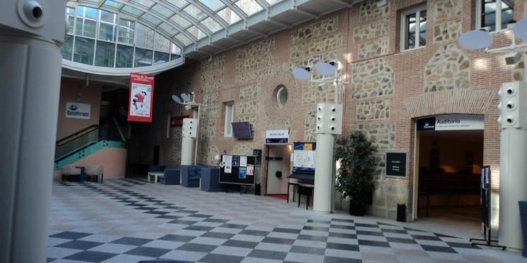 Euroforum, Sala de alquiler San Lorenzo de El Escorial San Lorenzo del El Escorial #0