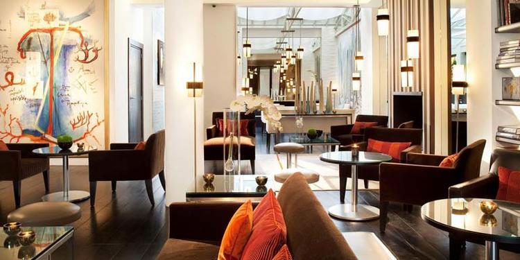 Le A cocktail bar, Bar Paris Champs Elysées #1