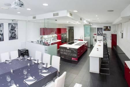 Sueños de Cocina, Sala de alquiler Madrid Prosperidad #0