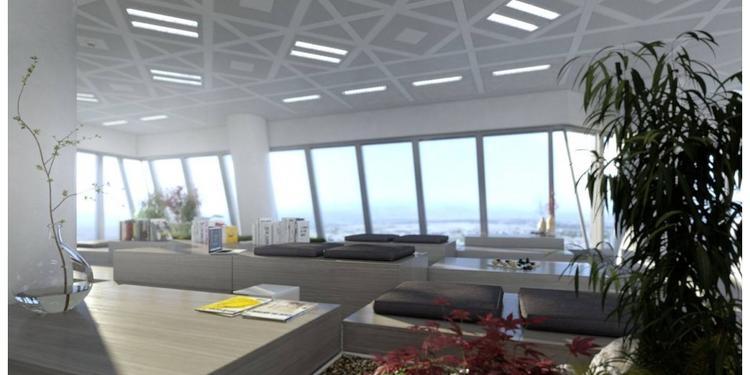 Torre Espacio Madrid, Sala de alquiler Madrid Castellana #0