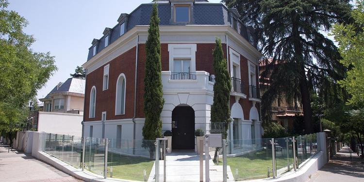 Fundación Pons, Sala de alquiler Madrid Castellana #0