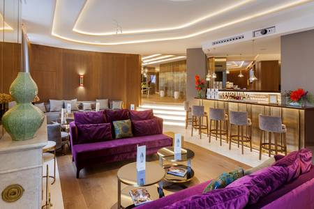 Hotel Barceló Emperatriz, Sala de alquiler Madrid Almagro #0