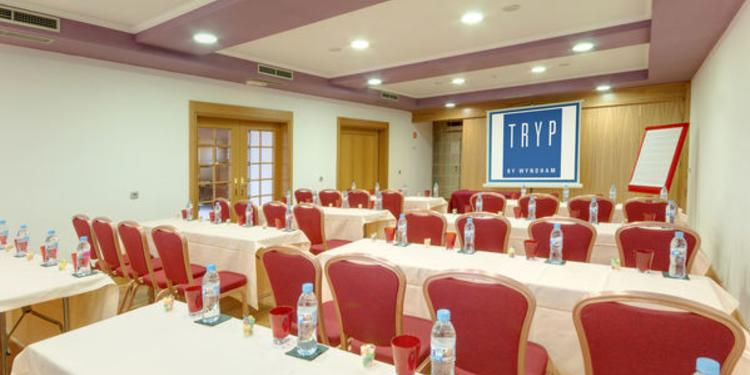TRYP Madrid Alameda Aeropuerto Hotel, Sala de alquiler Madrid Barajas #0