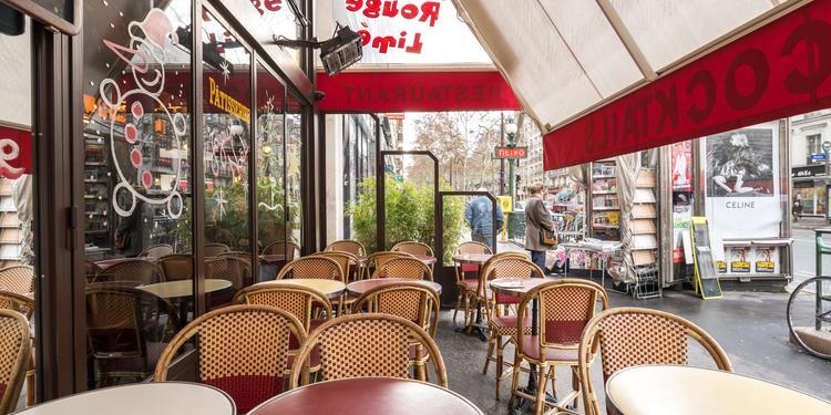 Le Rouge Limé, Bar Paris Charonne  #0