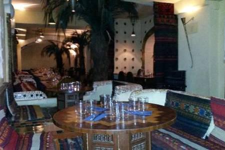 Restaurante Arabia, Restaurante Madrid Justicia #0