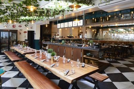 B.O.U.L.O.M, Restaurant Paris Jules Joffrin #0