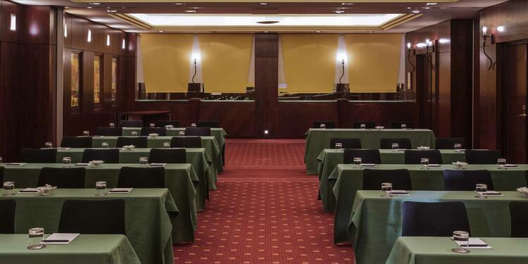 Hotel Pullman Madrid Airport&Feria, Sala de alquiler Madrid Barajas #0