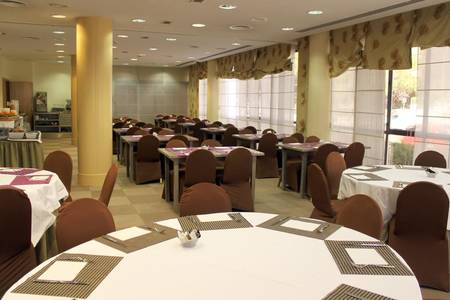 Holiday Inn Madrid Piramides, Sala de alquiler Madrid Acacias  #0